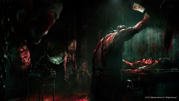 The Evil Within Screenshot - The Butcher
