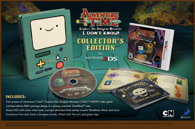 Adventure Time: Explore the Dungeon Because I Don't Know! Screenshot - Adventure Time 2 CE