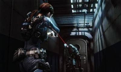 Resident Evil: Revelations Screenshot - RE: Revelations