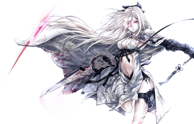 Screenshot - Drakengard 3