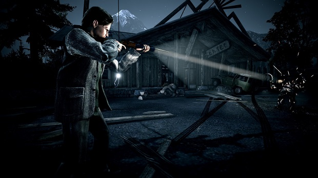 Alan Wake - 360, PC - 2