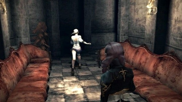 Haunting Ground - PS2 - 1