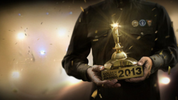 Golden Joystick 2013