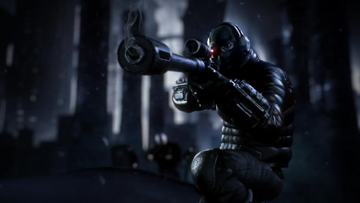 how to play arkham origins on ps4