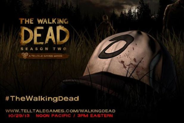 The Walking Dead Season Two teaser