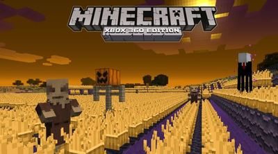 Minecraft: Xbox 360 Edition Screenshot - Minecraft Xbox 360 Halloween