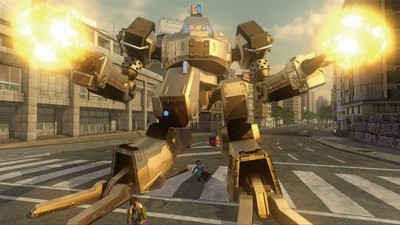 Earth Defense Force 2025 Screenshot - Earth Defense Force 2025