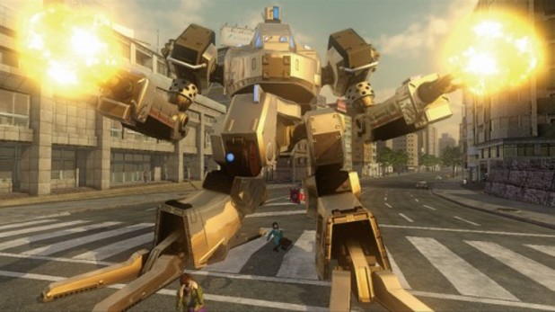 Earth Defense Force 2025 Screenshot - EDF 2025
