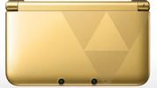 Gold 3DS XL The Legend of Zelda