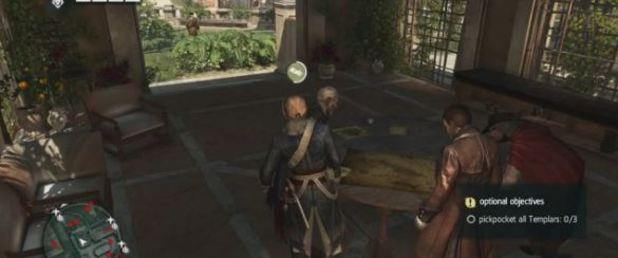 Assassin's Creed 4: Black Flag Screenshot - Assassin's Creed 4 Black Flag pickpocket cheat