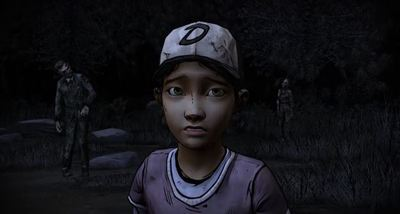 The Walking Dead Screenshot - The Walking Dead Season 2 Clementine