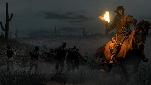 Red Dead Redemption Undead Nightmare - 360, PS3 - 1
