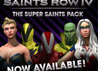 saints row 4 super saints pack