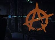 Batman: Arkham Origins Anarky tags