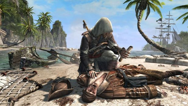 Assassin's Creed 4: Black Flag Screenshot - Assassin's Creed IV: Black Flag