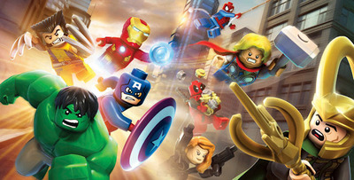 LEGO Marvel Super Heroes Screenshot - Lego Marvel Super Heroes
