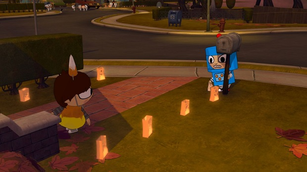 Costume Quest - 360, PS3, PC - 1
