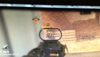 Call of Duty: Ghosts Screenshot - Call of Duty Ghosts lean feature