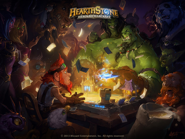 Hearthstone Preview – Hearth of the Cards