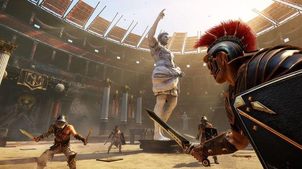 Ryse: Son of Rome Screenshot - Ryse Son of Rome Gladiator mode