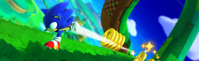 Sonic: Lost World Screenshot - Sonic Lost World