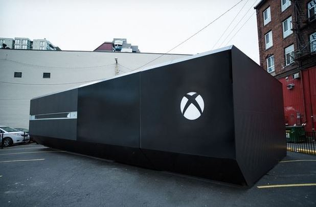 Xbox One (Console) Screenshot - Xbox One in Vancouver