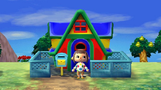 Animal Crossing New Leaf - 3DS - 4