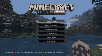 Minecraft: Xbox 360 Edition Screenshot - 1155572