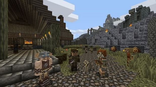 Minecraft: Xbox 360 Edition Screenshot - 1155573