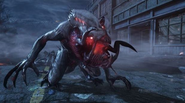 Call of Duty: Ghosts Screenshot - Extinction mode Call of Duty Ghosts