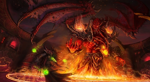 World of Warcraft Screenshot - Kil' Jaeden