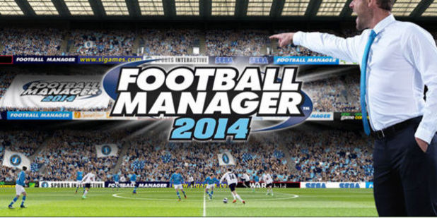 Football Manager 14 - King of the Pitch
