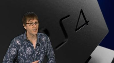 PlayStation 4 (console) Screenshot - Mark Cerny