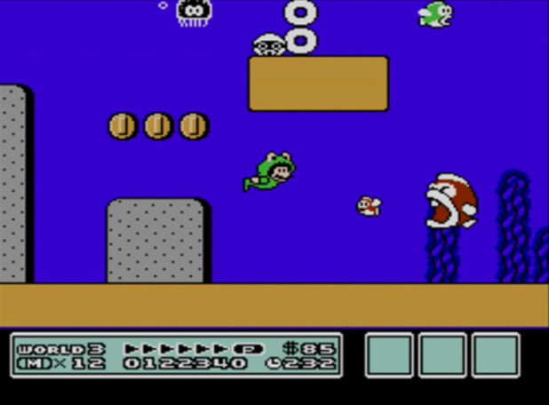 Super Mario Bros. 3 Screenshot - Super Mario Bros. 3