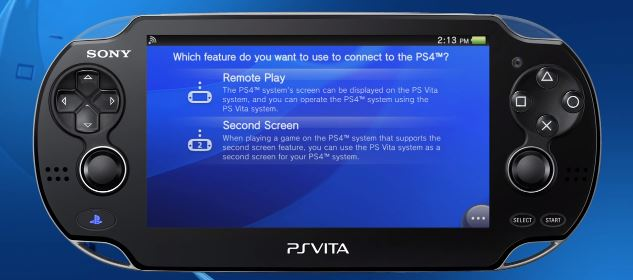ps vita update preps for ps4 remote play. Black Bedroom Furniture Sets. Home Design Ideas