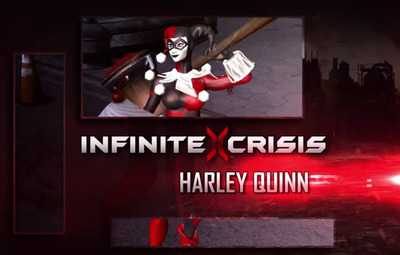 Infinite Crisis Screenshot - Harley Quinn Infinite Crisis