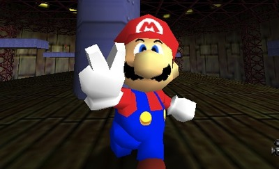Culture Screenshot - Super Mario 64