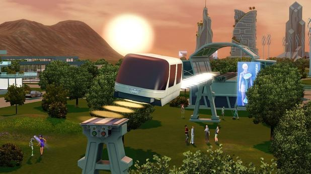 The Sims 3 Screenshot - The Sims 3 Into the Future
