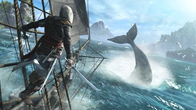 Assassin's Creed 4: Black Flag Screenshot - AC4: Black Flag