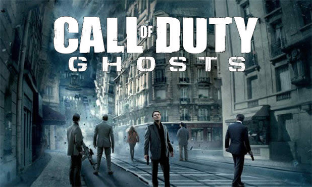 Call of Duty: Ghosts Inception