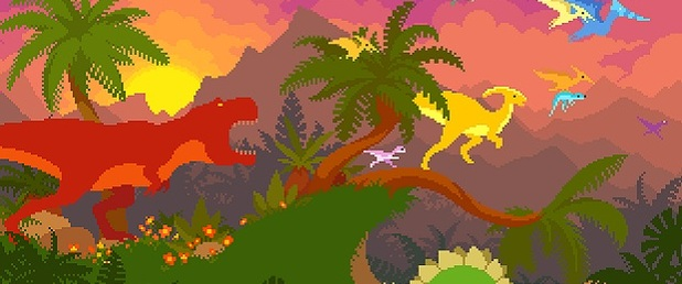 Dino Run SE - Feature