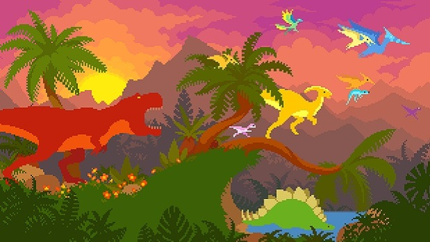 Dino Run SE Screenshot - 1155746