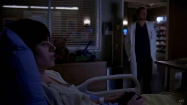 Xbox One on Grey's Anatomy
