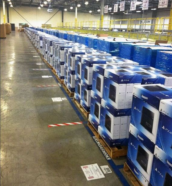 PlayStation 4 Screenshot - PS4 Amazon warehouse