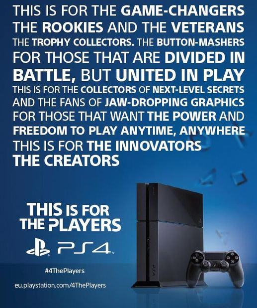 4 Games That Comes With Ps4 : Ps is for all the players
