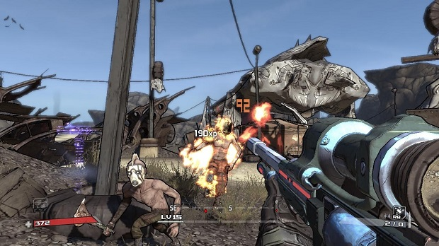 Borderlands - 360, PS3, PC - 1