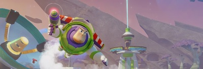 Disney Infinity Screenshot - Toy Story in Space