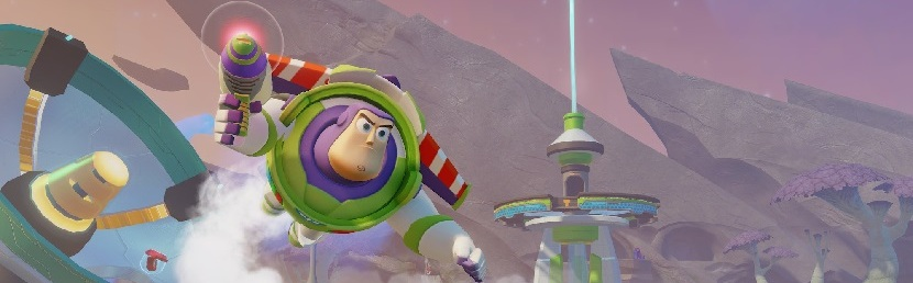 Toy Story in Space