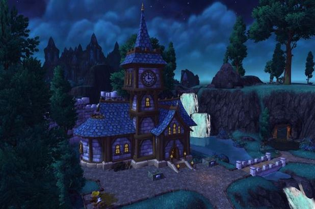 World of Warcraft Screenshot - Warlords of Draenor: Garrison