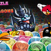 Puzzle & Dragons Screenshot - P&D Angry Birds